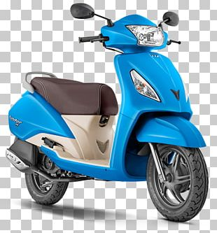 Scooter TVS Scooty TVS Motor Company TVS Jupiter Motorcycle PNG