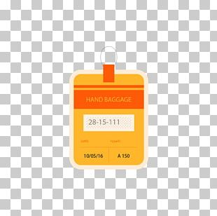 Vector Luggage Tag PNG Images, Vector Luggage Tag Clipart