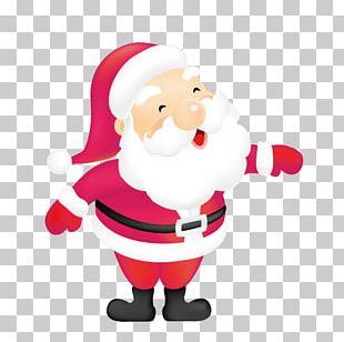 Santa Claus Liqueur Christmas PNG