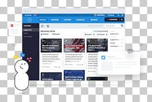 Social Media Measurement Information Media Monitoring Social-Media-Manager PNG