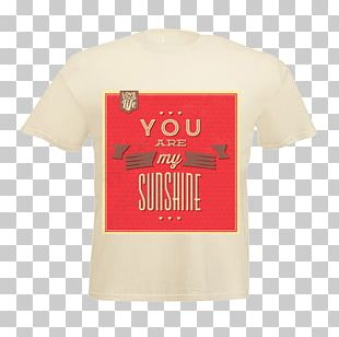 T-shirt Text Label Sleeve Art PNG