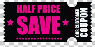Coupon Voucher Price Sales PNG