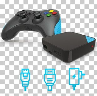 Video Game Consoles Game Controllers EMTEC GEM Box Kodi Android PNG