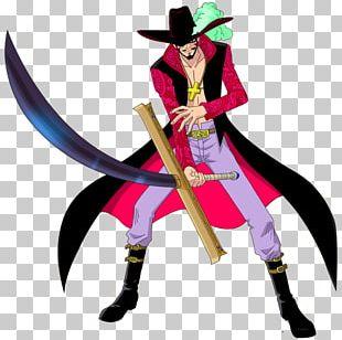 Dracule Mihawk Roronoa Zoro Monkey D. Luffy Shanks One Piece PNG