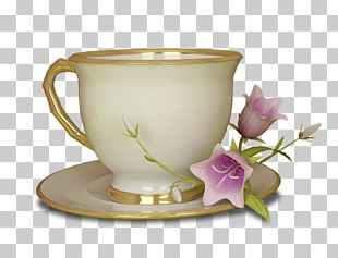 Tea Party Morning Coffee PNG