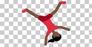 Cartwheel Human Skin Color Dark Skin Homo Sapiens Gymnastics PNG