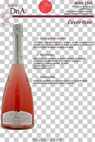 Champagne Bordeaux Wine Rosé Inseec Business School PNG