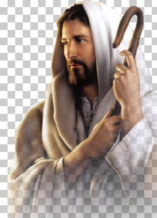 Depiction Of Jesus Christ The King Desktop PNG