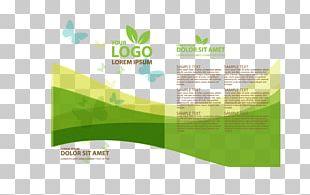 Brochure Template PNG