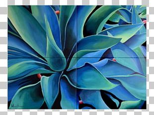 Agave Azul Saatchi Gallery Painting Artist PNG