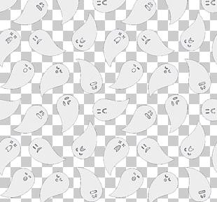 White Material Pattern PNG