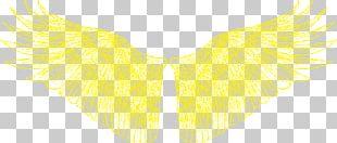 Yellow Neck Pattern PNG