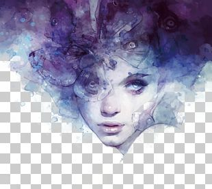 Digital Art Painting Digital Illustration Illustration PNG