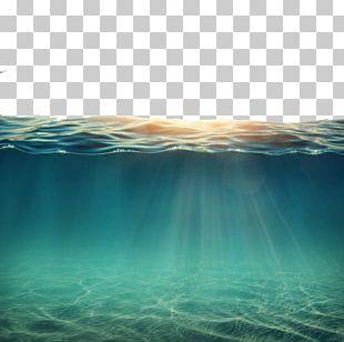 Underwater Ocean PNG