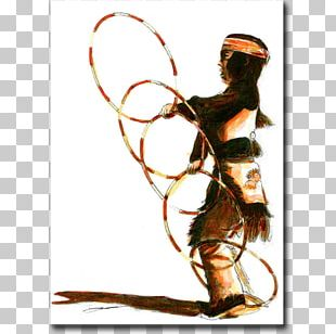 Native American Hoop Dance Pow Wow Native Americans In The United States Drawing PNG