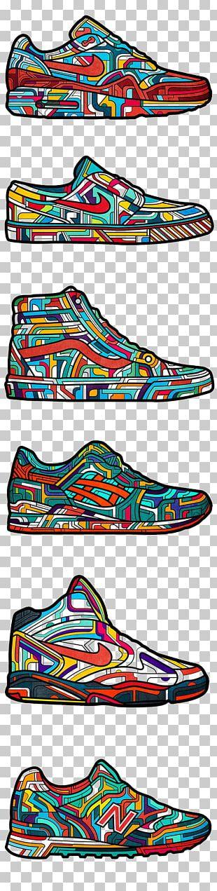 Shoe Nike Sneakers Adidas New Balance PNG