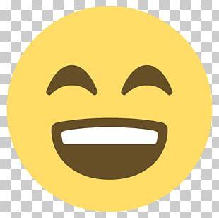 Emoji Smiley Face Eye PNG