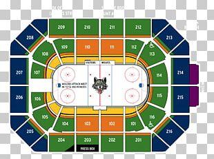 Allstate Arena AT&T Center Chicago Wolves Hilton Coliseum Sports Venue PNG