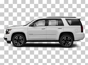 2019 Chevrolet Tahoe Sport Utility Vehicle Car General Motors PNG