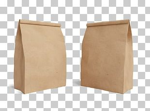 Paper Bag Packaging And Labeling PNG
