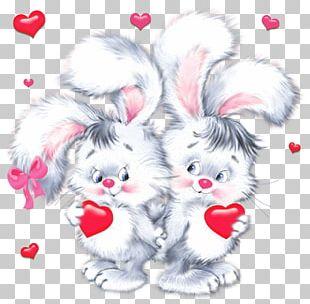 Valentine's Day Birthday Wish Gift PNG