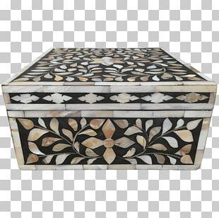Decorative Box Decorative Arts Inlay Nacre PNG