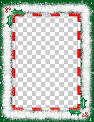 Christmas Card Santa Claus PNG