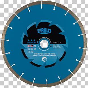 Diamond Blade Circular Saw PNG