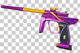 Air Gun Firearm Paintball Equipment PNG