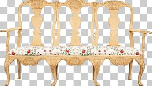 Furniture Bench Chair PNG
