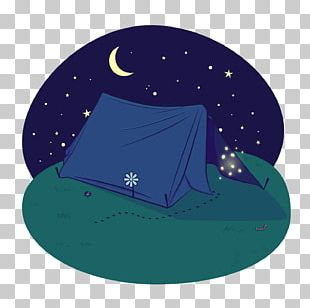 Camping Tent Illustration PNG
