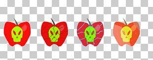 Chili Pepper Bell Pepper Fruit Heart Capsicum Annuum PNG