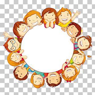 Child Circle PNG