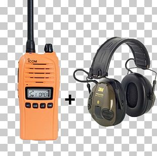 Peltor Gehoorbescherming Jaktradio 3M Bluetooth PNG