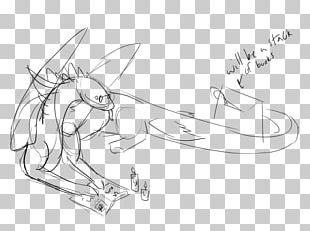 Mammal Line Art Character Sketch PNG