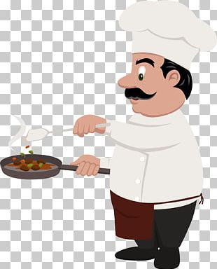 Chef Cooking Euclidean PNG