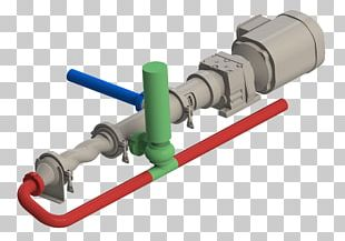 Pipe Clean-in-place Progressive Cavity Pump Relief Valve PNG