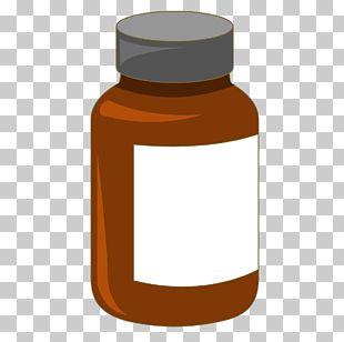 Bottle Medicine PNG