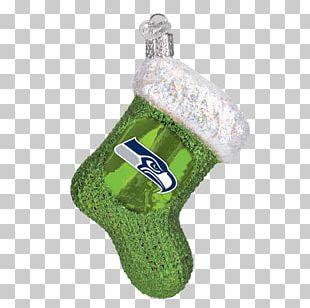 Seattle Seahawks Tampa Bay Buccaneers Christmas Ornament NFL Atlanta Falcons PNG