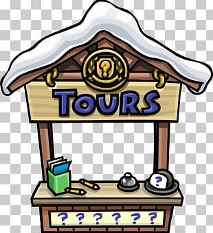 Club Penguin Island How To Be A Tour Guide: The Essential Training Manual For Tour Managers And Tour Guides PNG