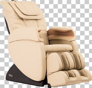 Massage Chair Recliner Seat PNG