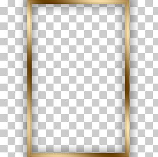 Square Text Frame Angle Pattern PNG