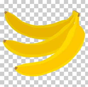Cooking Banana Product Design Font PNG