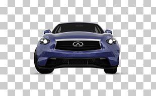Sport Utility Vehicle Car Bumper Infiniti M Luxury Vehicle PNG