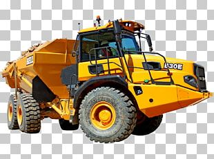 Car Dump Truck Heavy Machinery Articulated Vehicle PNG