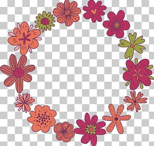 Drawing Wreath Flower Crown PNG