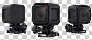 GoPro HERO4 Session Action Camera Video Cameras PNG