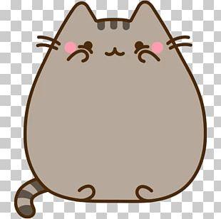 I Am Pusheen The Cat Sticker Telegram PNG