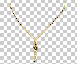 Jewellery Chain Jewelry Design Necklace Mangala Sutra PNG