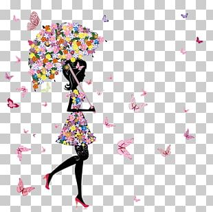 Fairy Painting Illustration PNG